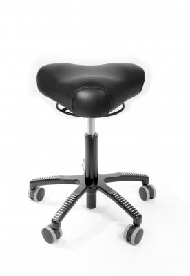 Bermuda tuoli SOFT thermo, tekonahka musta [ 7025G ]