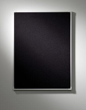 Boarder kangastaulu 1005x1205mm, alumiinikehys (24väriä)