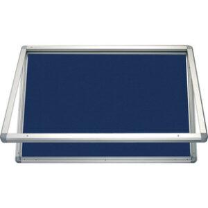 Lukollinen huopataulu sininen 60×90 cm