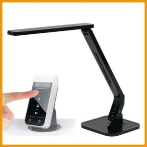 Touch LED Työpistevalaisin, musta [ 2960 ]