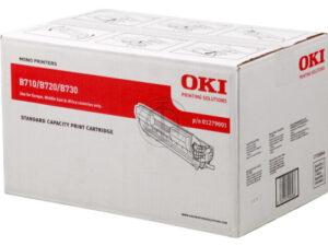 OKI B710/720/730 musta 1000285