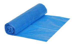 Jätepussi 20L sininen 420×520 617014
