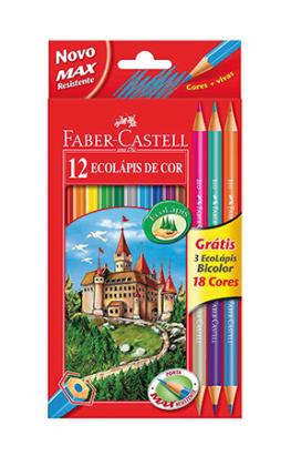 Värikynäsarja Faber-Castell 110312 164009