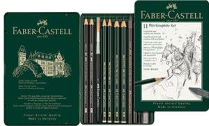 Faber-Castell monochrome PITT 197133