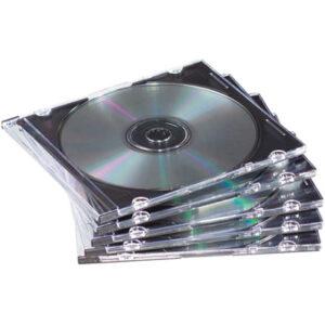 CD/DVD -muovikotelo Fellowes 149111