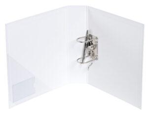 Projektimappi P700 valkoinen 121528