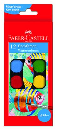 Vesivärinapit Faber-Castell 164048