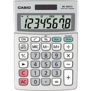 Casio MS-88ECO pöytälaskin