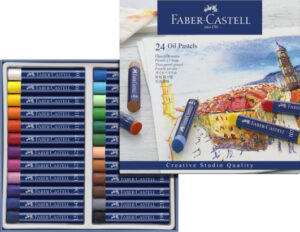 Öljypast.liitu Faber-Castell 197035