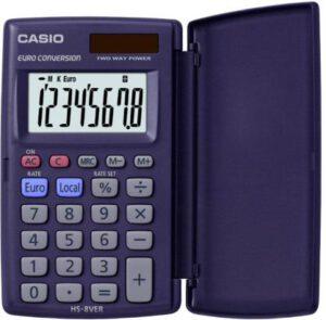 Casio HS-8VER taskulaskin