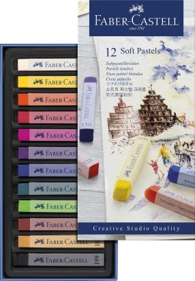 Pastelliliitu Faber-Castell 197198