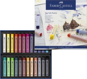 Pastelliliitu Faber-Castell 197199