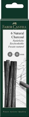 Luonnonhiili Faber-Castell 197130