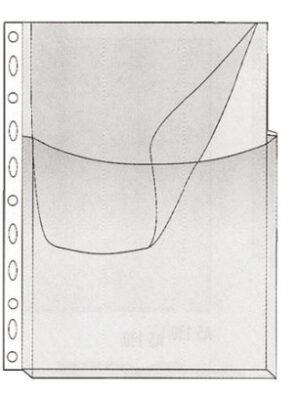 Läppätasku A4 sivuvekillä 130084