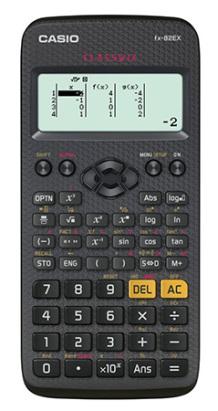 Casio FX-82EX funktiolaskin ClassWiz