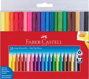 Faber-Castell huopakynä Grip 153533