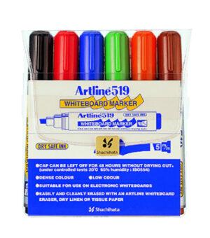 Taulukynä Artline EK-519/6W 165092