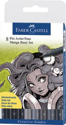 Faber-Castell Manga-setti 153535