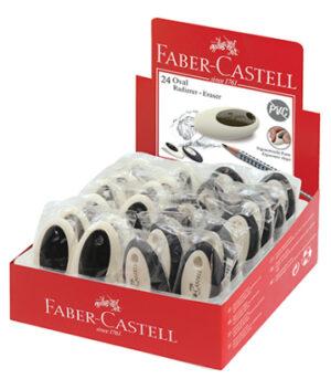 Pyyhekumi Oval Faber-Castell 850021
