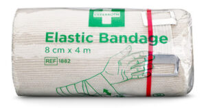 Tukiside elastinen 8cmx4m