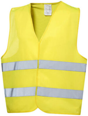 Heijastinliivi keltainen 550212