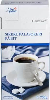 Sokeripala Sirkku 750g 520101