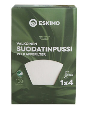 Suodatinpaperi Eskimo 1×4 520040