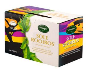 Teepussi Rooibos 20 pussia 520238