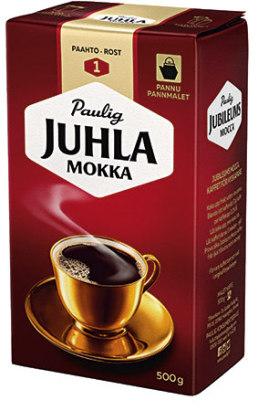 Kahvi Juhla Mokka 500g 520389