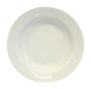 Base lautanen 22,5cm valkoinen 525059