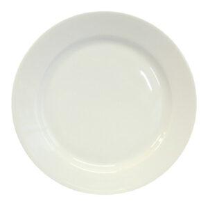Base lautanen 24 cm valkoinen 525062