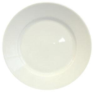 Base lautanen 26,5cm valkoinen 525063