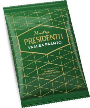 Kahvi Presidentti 44x100g 520373