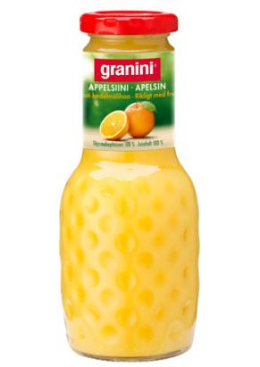 Täysmehu Granini 0,25 ltr 520319