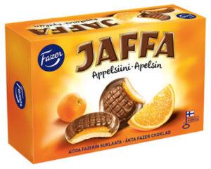 Keksi Fazer Jaffa leivoskeksi 520295