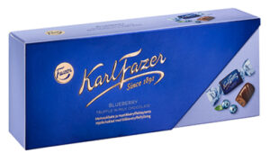 Suklaakonvehti Karl Fazer 520017