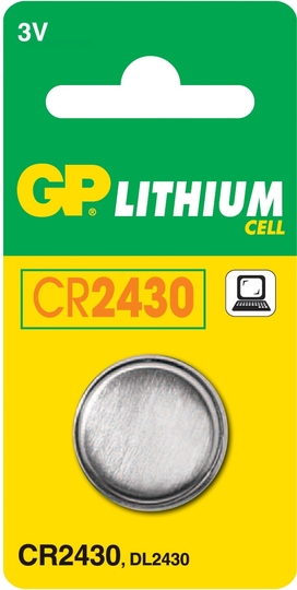 GP CR2430 nappiparisto 1008897