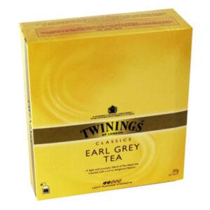 Tee Twinings Earl Grey 100x2g 1008184