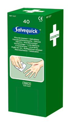 Haavapyyhe Salvequick