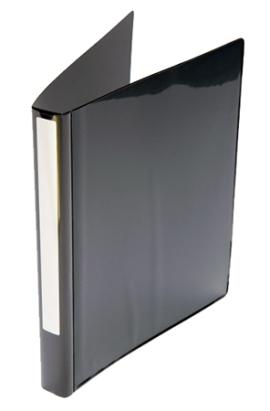 Minimappi A4 20mm musta 122154