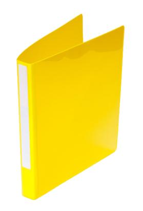 Minimappi A4 20mm keltainen 122155