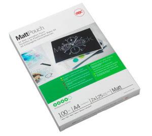 Laminointitasku A4 2×125 mic 179125