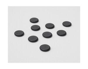 Magneettinappi 30mm musta