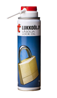 AT lukkoöljy 150 ml 187110