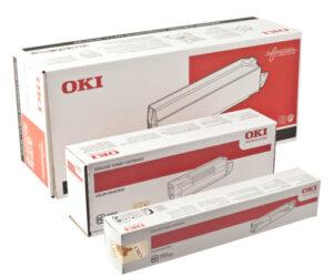 Oki B411/B431 musta 1000299