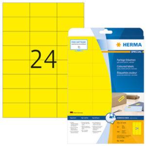 Herma Premium 70×37 24-os 115049