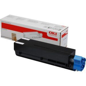 Oki B431/MB491 musta 1000302