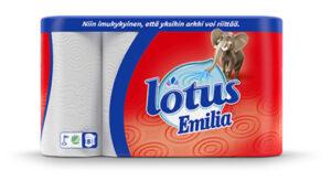 Talouspyyhe Lotus Emilia