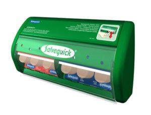 Salvequick laastariautomaatti