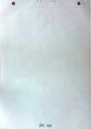 Luentotaululehtiö blanco 209076